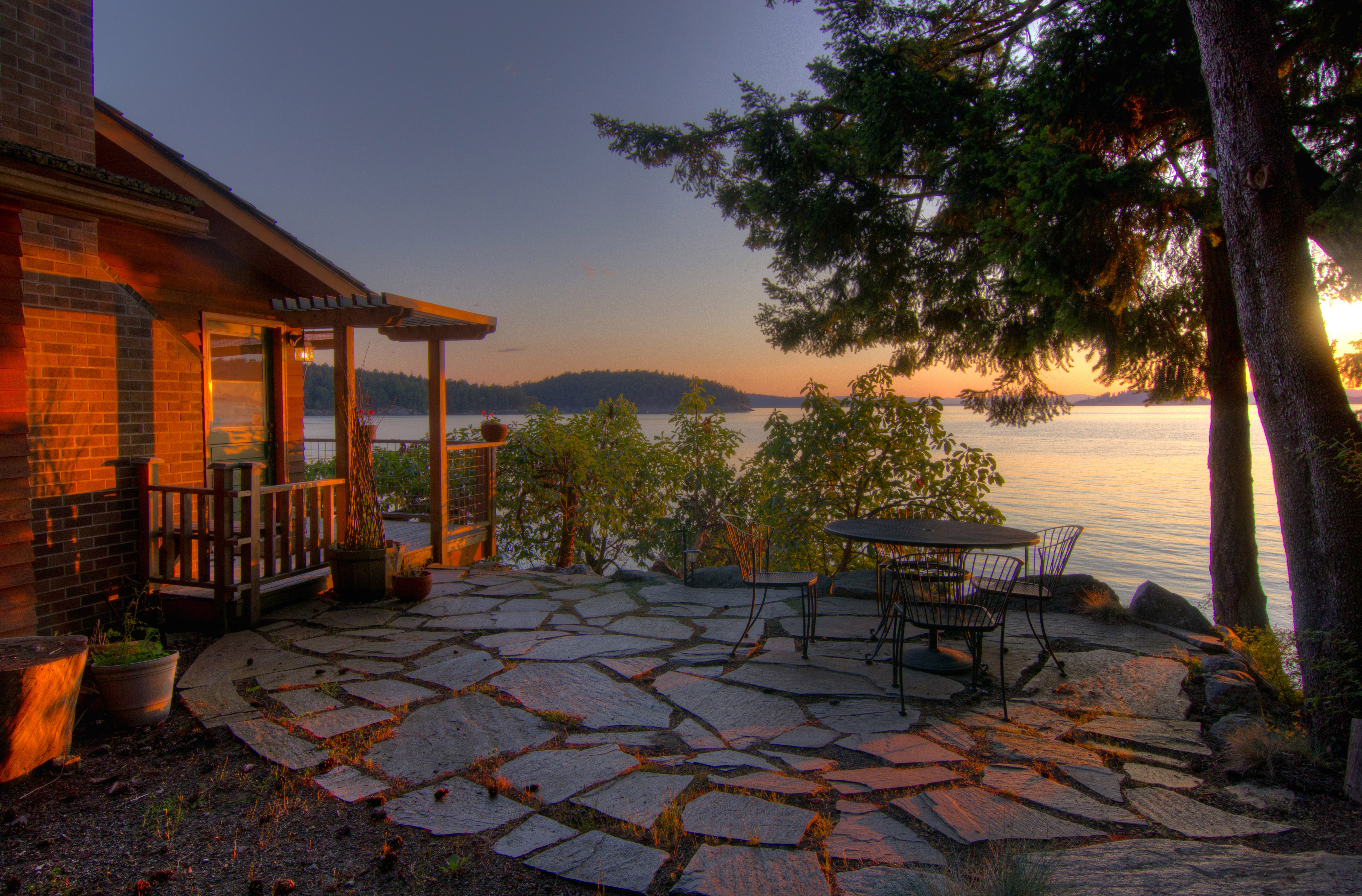 All Dream Cottages Amp Kingfish Inn On Orcas Island Wa