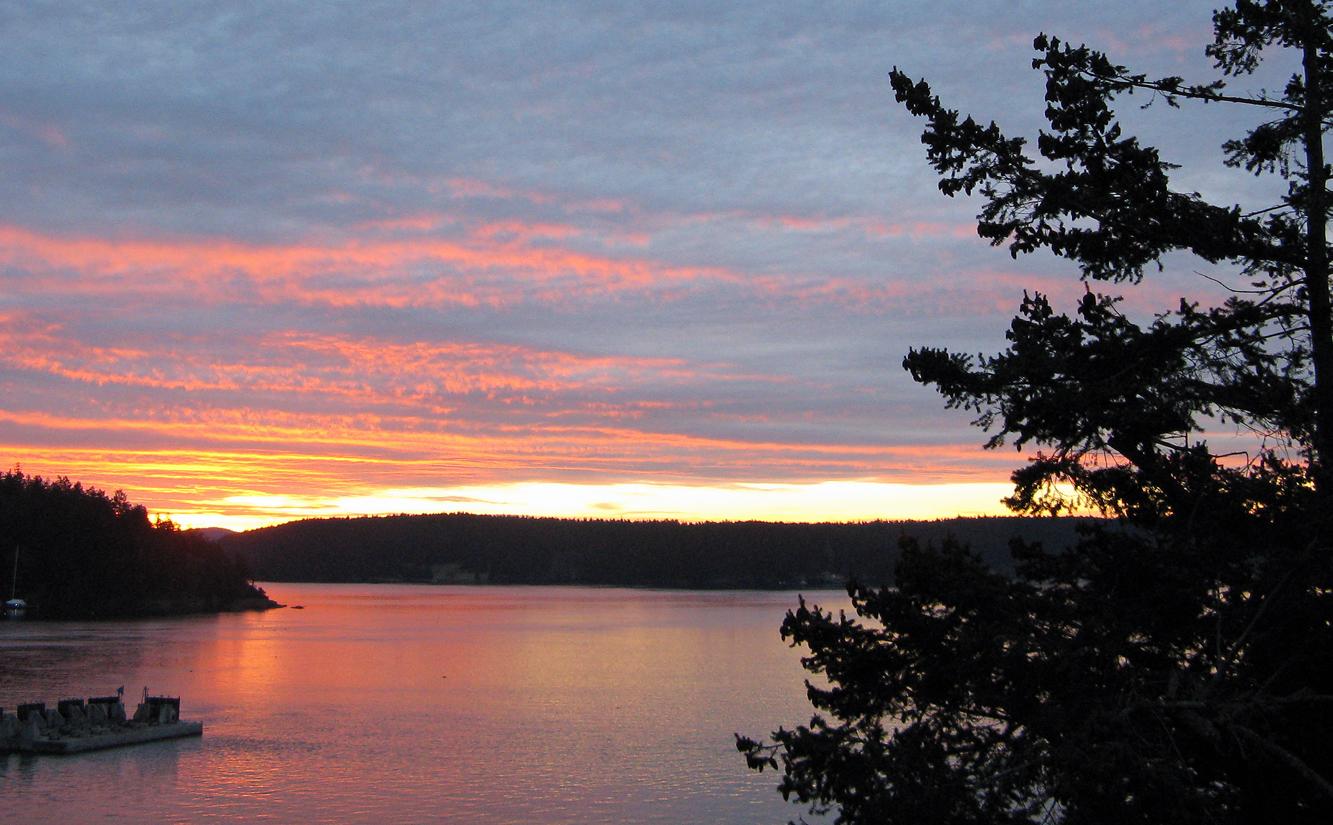 Mariner's Dream Sunset