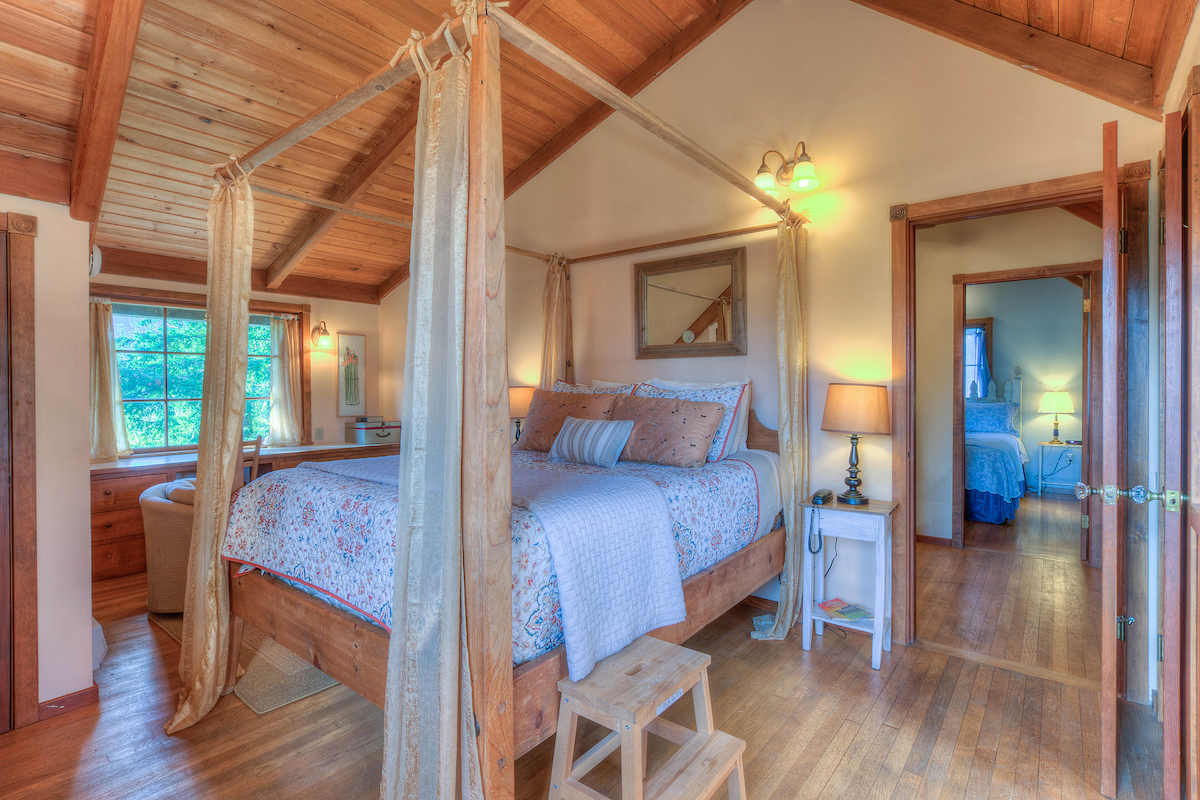 Day Dream Farm Master Bedroom