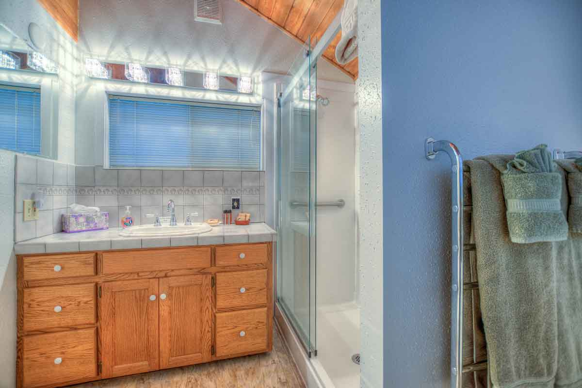 Mariner's Dream Bathroom