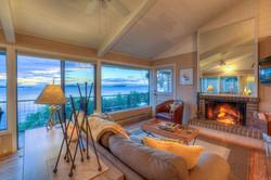 Sea Dream Cottage Interior