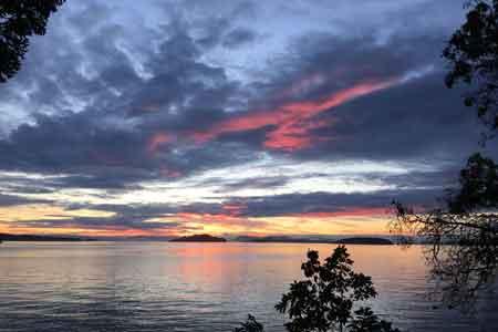 Sea Dream Sunset Drama