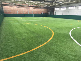 Premier Pitch becomes new 1st Kicks Venue