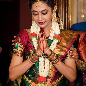 Vaishnavi + Prashanth
