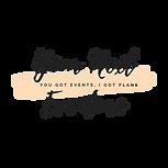 Your Next Eventure Logo - Transparent.pn