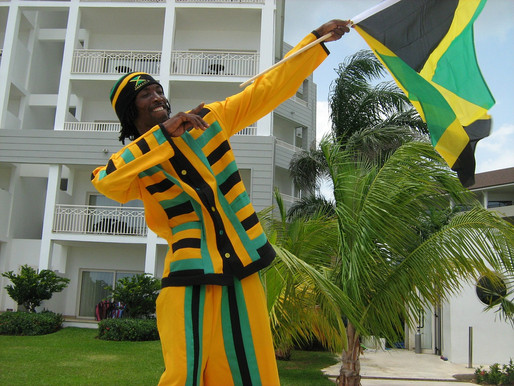 One Love, One Heart ~ The Heart of Jamaica