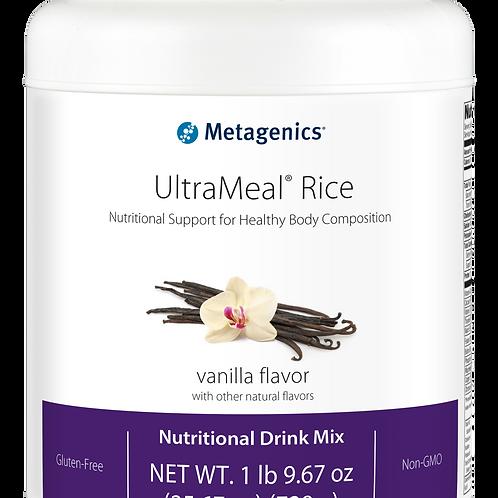 UltraMeal (rice base, vanilla 728g, 25.7oz)