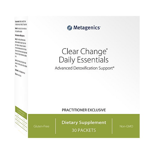 Clear Change Daily Essentials 30 Pack