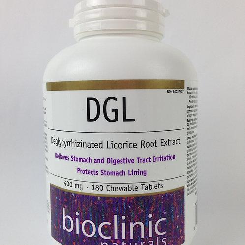 DGL 180 chewable tablets