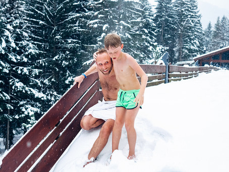 Are You Feeling the Cold Right Now? Using Cold Water and Meditation for Making Cold Your Friend