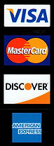 Accepts all major credit cards Stockbridge Ga