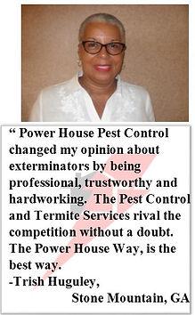 Power House Customer Testimonial