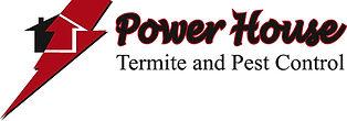 Powerhouse Pest Control Logo White since