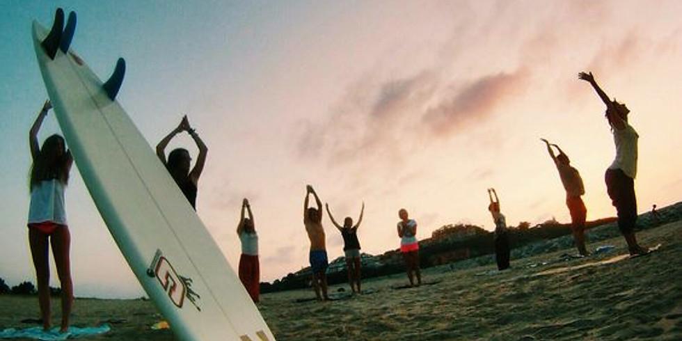 "FUERTEVENTURA ""SURF & YOGA"""