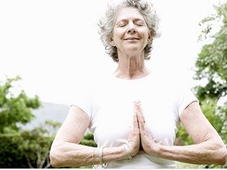 Mindful Meditation Might Help Ease Back Pain