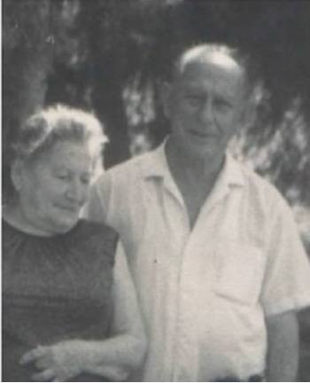 "ד""ר בן גפן ואשתו לילי"
