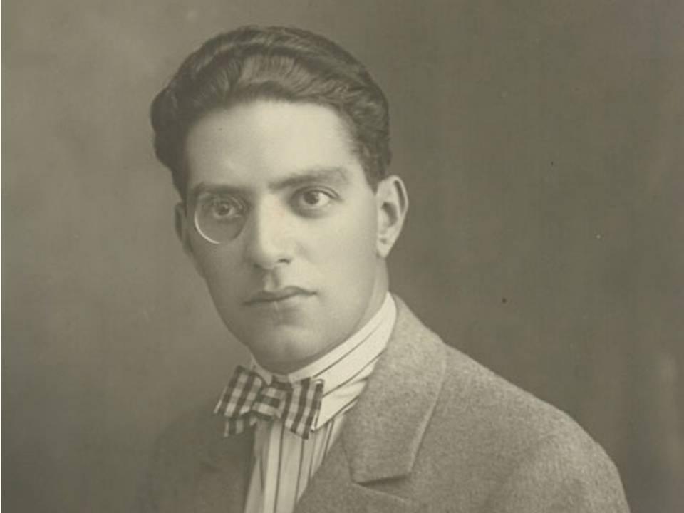פון וייזל בצעירותו 1920