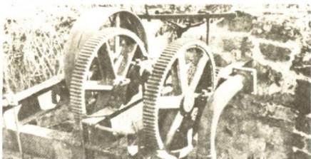 משאבת מנוע של באר המים