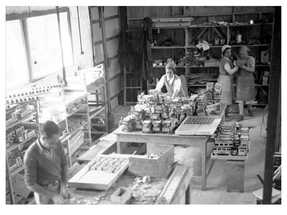 מפעל הצעצועים בכפר סאלד שבגדרה