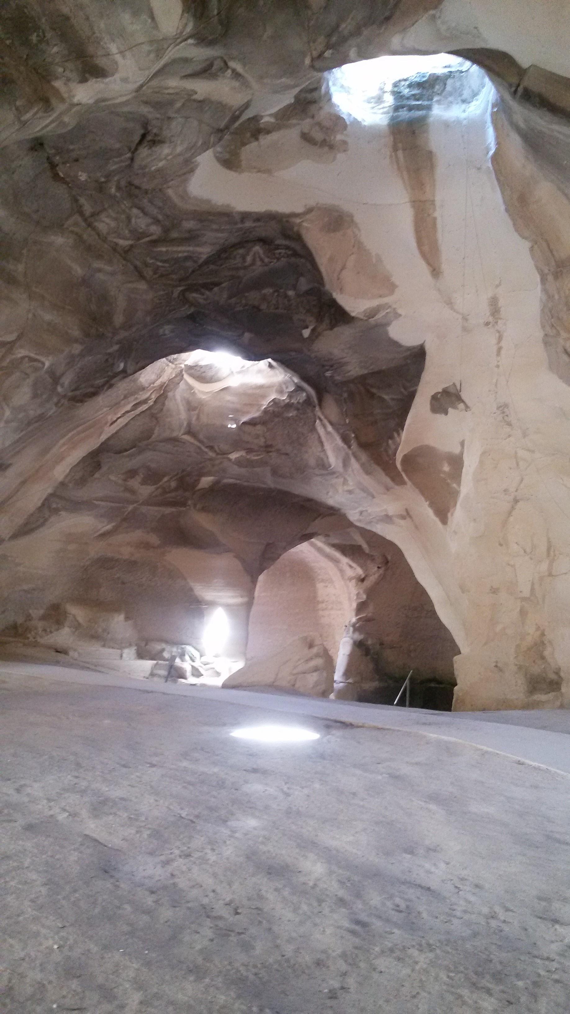 מערות הפעמון בבית גוברין