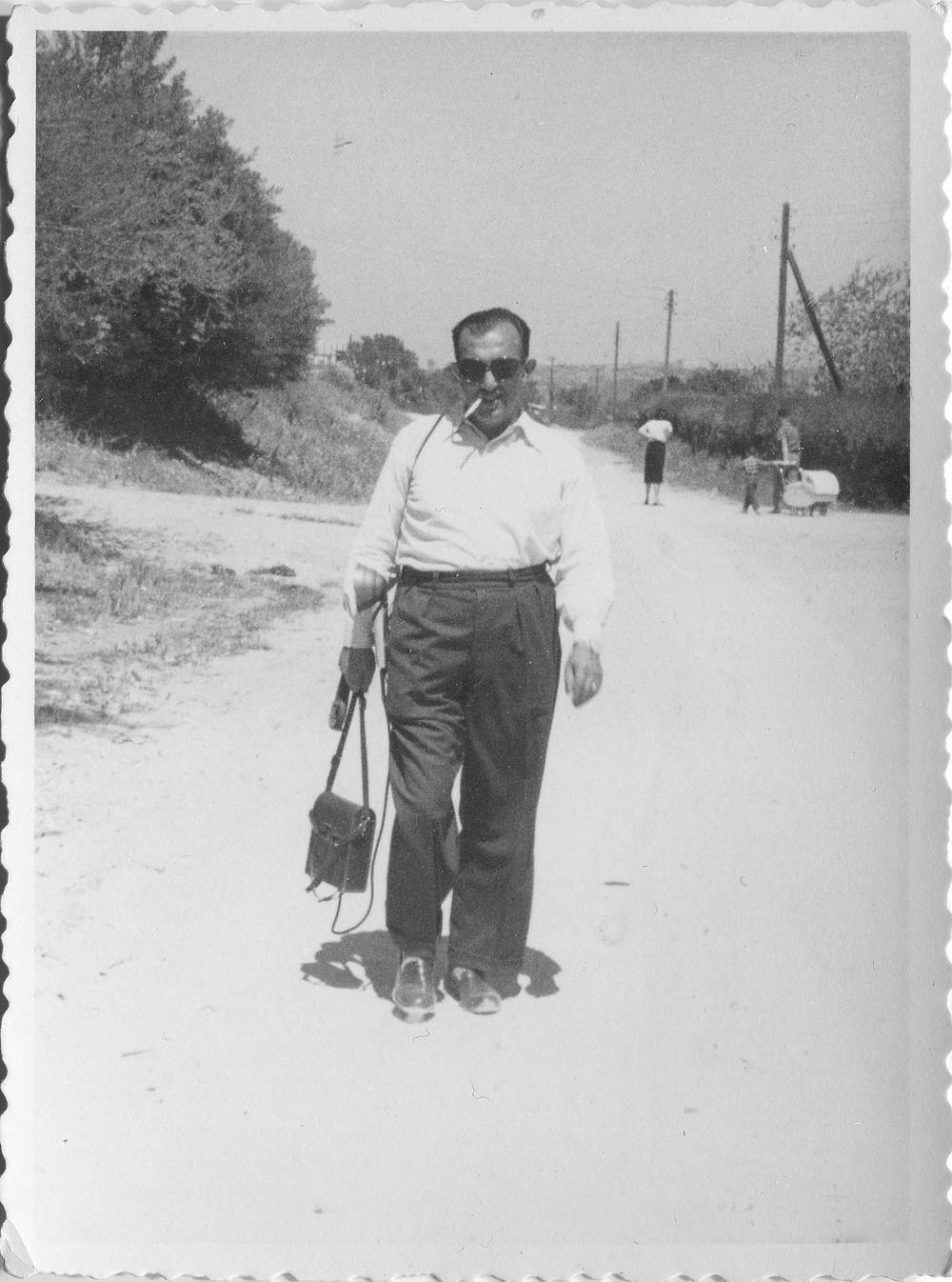 צבי שוסטר, 1958