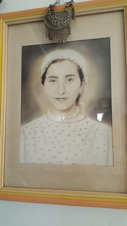 בארוד. תמונה מעלייתה ארצה בשנת 1930