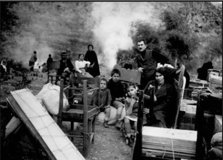 גירוש יהודי יפו תל אביב  מתוך הארכיון הציוני