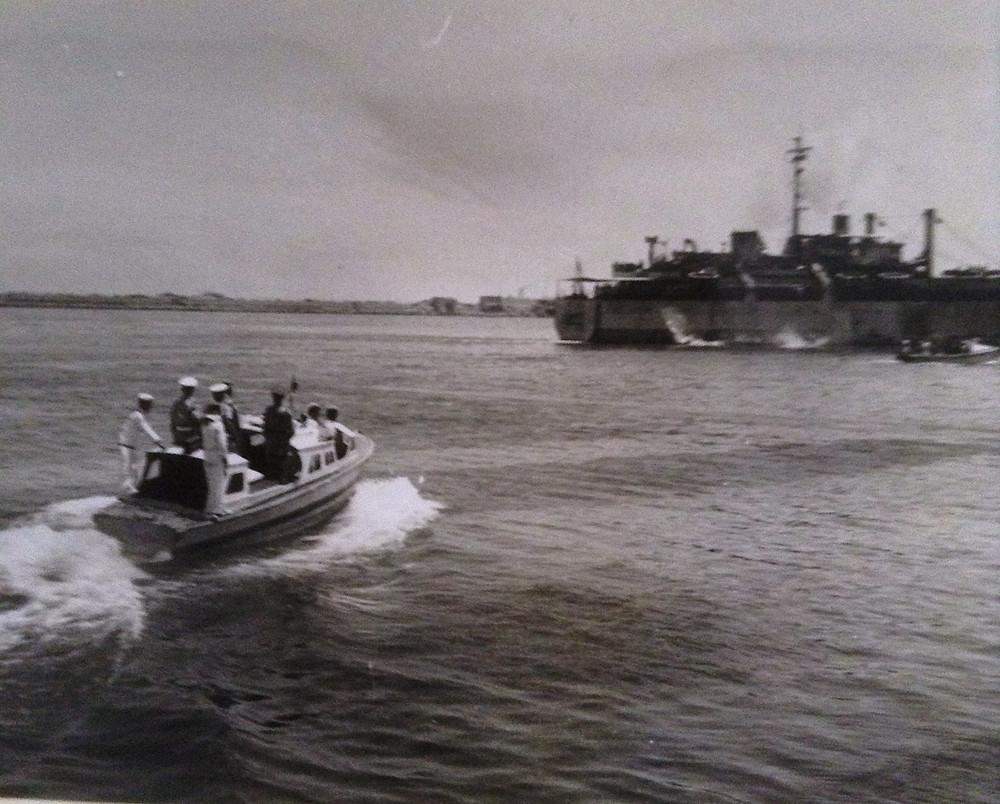 הבריטים עוזבים את הארץ 1948