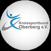 Kresisportbund Logo rund (mit Schriftzug