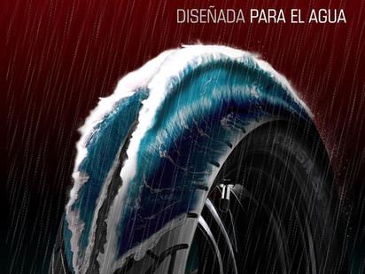 "Corsa Sport Rain ""Diseñada para el agua"""