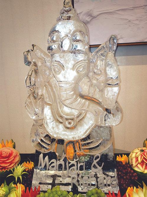 Ganesh indian wedding theme