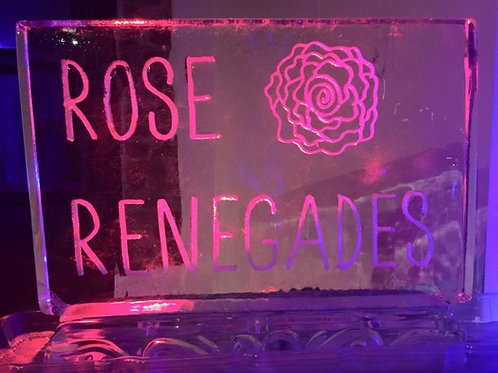 Rose Renegades Logo