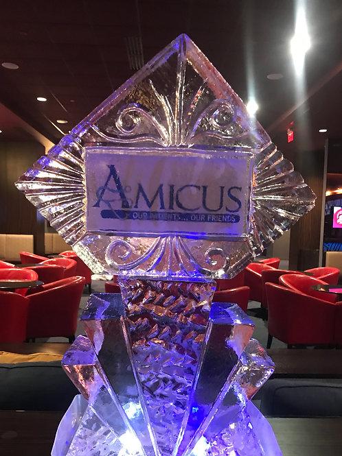 Amicus ice logo