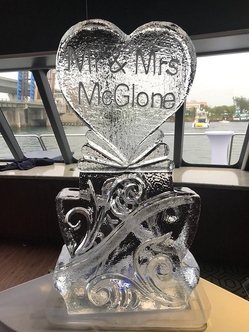 Double Shot Luge with Mr. & Mrs. McGlone