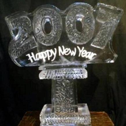 2007 Happy New Year on Pillar