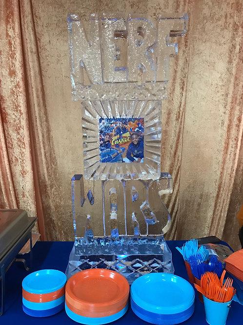 Nerf Wars Theme Birthday Party