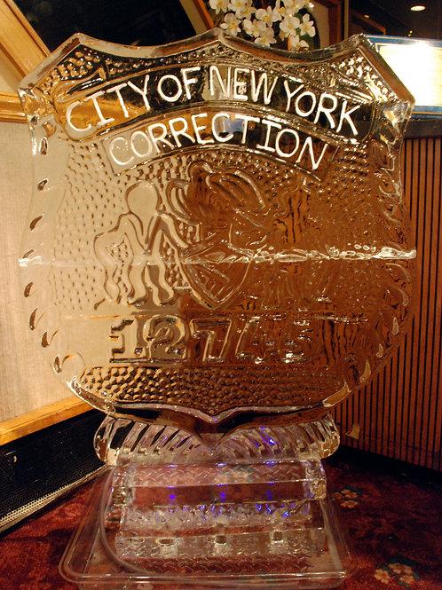 New York City Correction Officer Badge