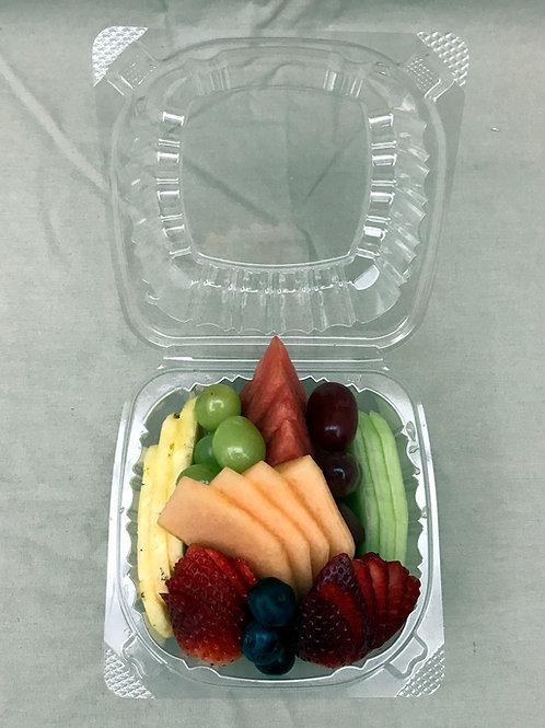 Individual fruit plate