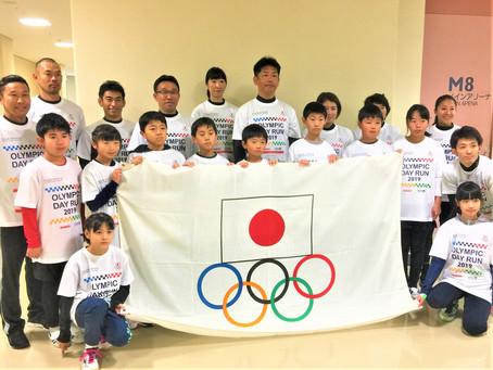オリンピックデーランひたちなか大会に出席してきました。
