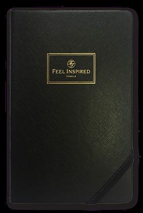 -Classic Successful Notebook- Boss Black