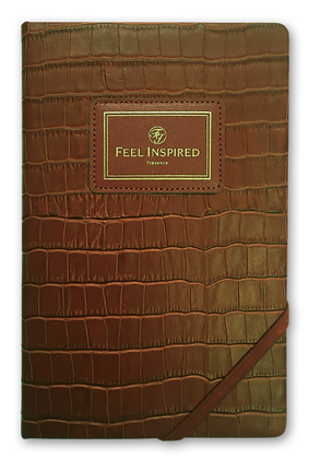-Classic Successful Notebook-Master Brown