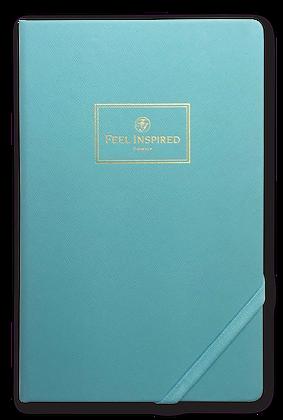 -Classic Successful Notebook- Intelligent Blue