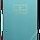 Thumbnail: -Classic Successful Notebook- Intelligent Blue
