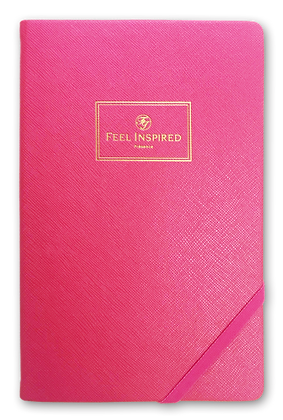 -Classic Successful Notebook-Noble Pink