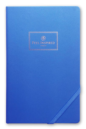 -Classic Successful Notebook-Leader Blue
