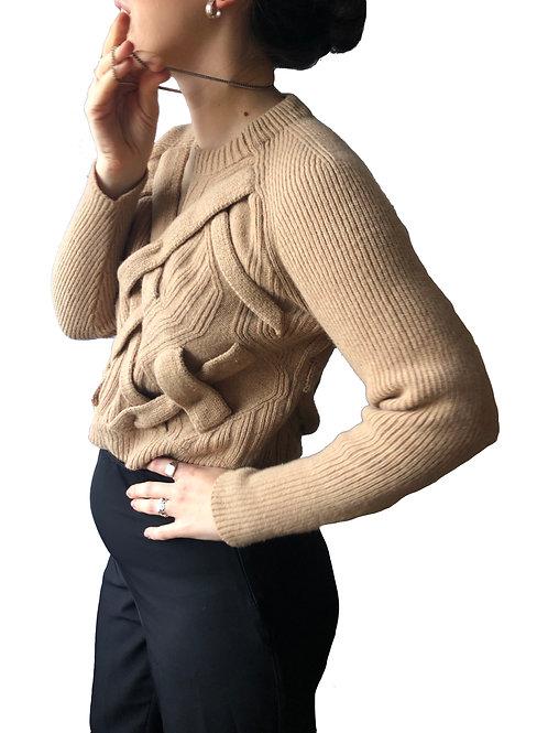 Designer Wool Jumper