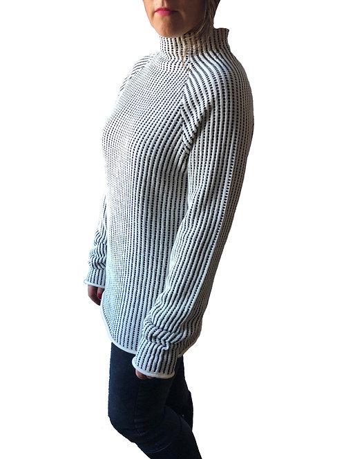 Emporio Armani Oversized Knit Jumper