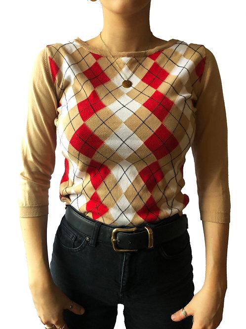 Designer Knitted Jumper