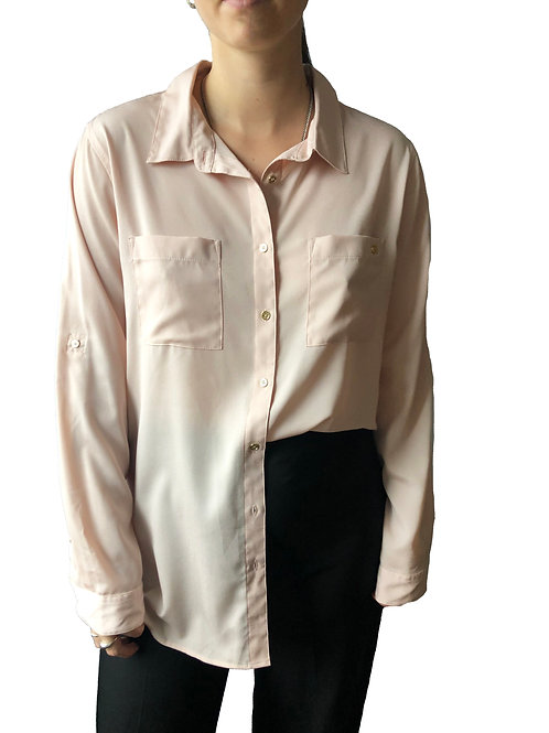 Pink Designer Classic Shirt