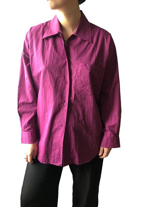 Vintage Purple Shirt